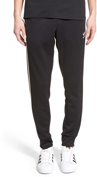 Men's Adidas Originals 'Superstar' Track Pants