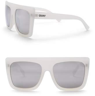 Quay Cafe Racer 60mm Shield Sunglasses