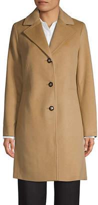 Calvin Klein Notch Lapel Walker Jacket