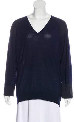 3.1 Phillip Lim Merino Wool Long Sleeve Sweater