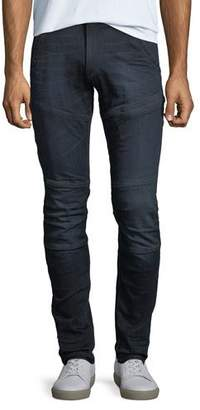 G Star G-Star Rackham Super-Slim Moto Jeans
