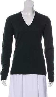 Burberry Super Nova Check-Trimmed Sweater