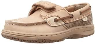 Sperry Bluefish Hook & Loop Boat Shoe (Infant/Toddler/Little Kid)