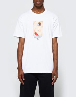 Harumi Yamaguchi Girl Tee in White $32 thestylecure.com