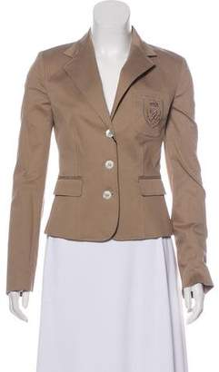 Dolce & Gabbana Notch-Lapel Long Sleeve Blazer w/ Tags