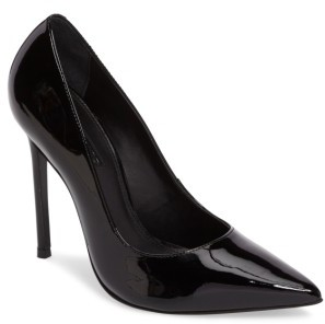 Topshop Women's Topshop Gamble Pointy Toe Pump