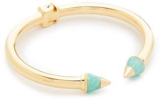 Vita Fede Mini Titan Metal Tip Stone Bracelet $450 thestylecure.com