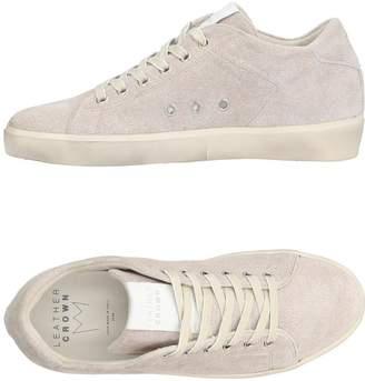 Leather Crown Low-tops & sneakers - Item 11437681