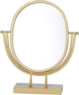 Amalfi by Rangoni Ira Dressing Table Mirror (Set of 4)
