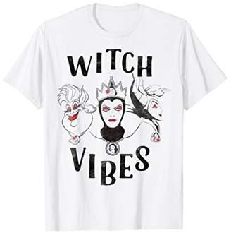 Disney Three Evil Villains Witch Vibes Graphic T-Shirt