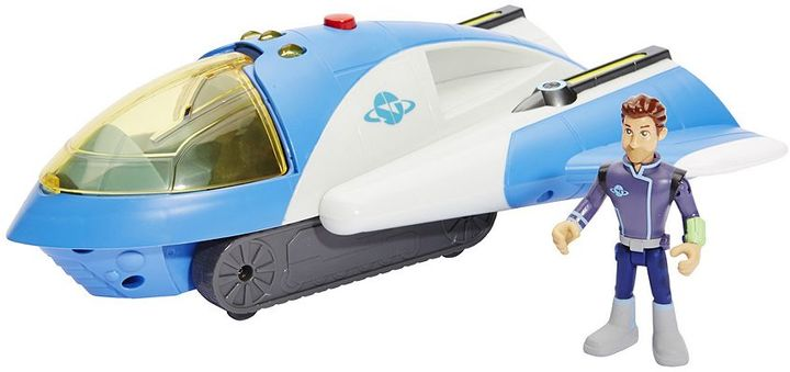 Disney's Miles From Tomorrowland SpaceGuard Cruiser
