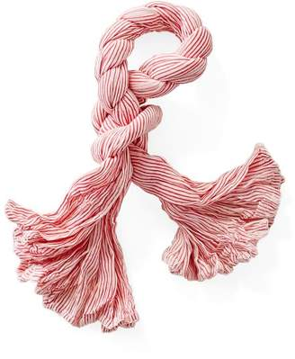 Mark And Graham Block Print Lightweight Scarf
