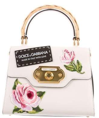 Dolce & Gabbana 2018 Lucia Welcome Medium Satchel