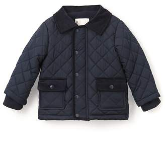 46777a8c1e1f8 at La Redoute · La Redoute Collections Quilted Jacket, 1 Month-3 Years