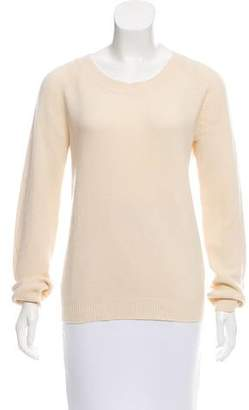 Derek Lam Cashmere Long Sleeve Sweater