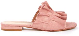 Fashionable Villanueva Ruffle Slide