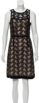 Marc by Marc Jacobs Sleeveless Lace Dress