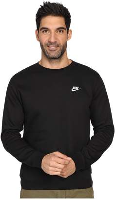 Nike Club Fleece Pullover Crew Men's Fleece