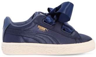 Puma Select Basket Heart Platform Sneakers