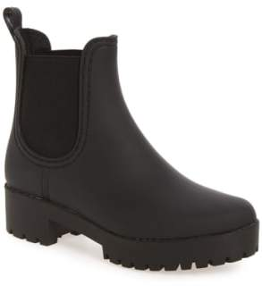 Women's Jeffrey Campbell Cloudy Chelsea Rain Boot