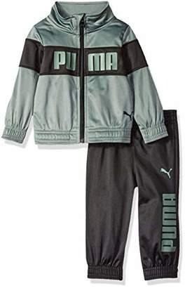 Puma Baby Boys' Tricot Pant Set, 24M