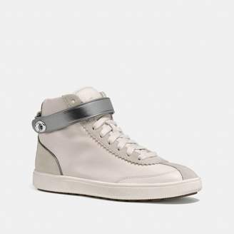 Coach C213 High Top Sneaker