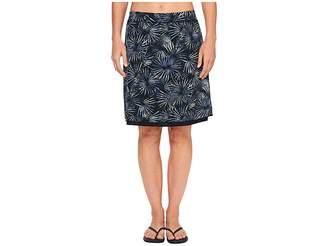 Exofficio Wanderlux Reversible Print Skirt Women's Skirt