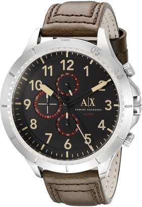 Armani Exchange A|X  Men's AX1755 Analog Display Analog Quartz Watch