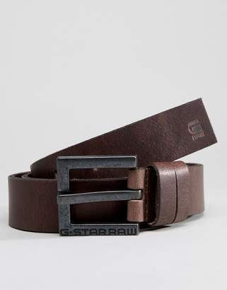 G Star G-Star Duko Cuba Leather Belt