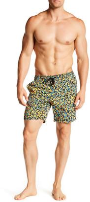 Mr. Swim Splatter Swim Trunk $75 thestylecure.com