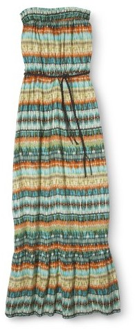 Lots of Love Strapless Maxi Dress by Speechless