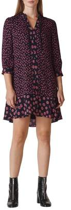 Whistles Lenno Print Shirtdress