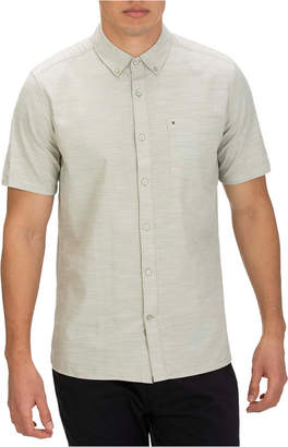 Hurley Men One and Only 2.0 Chambray Shirt