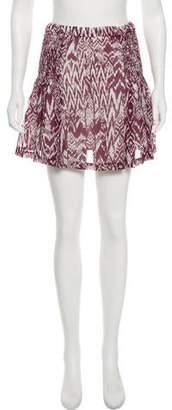 IRO Adele Mini Skirt