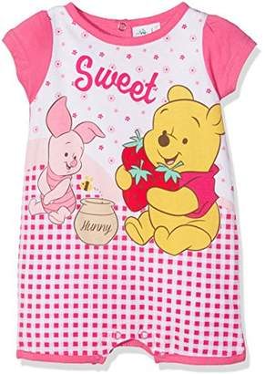 Winnie The Pooh Baby Girls' Sweet Romper,(Manufacturer Size: 18 Months)
