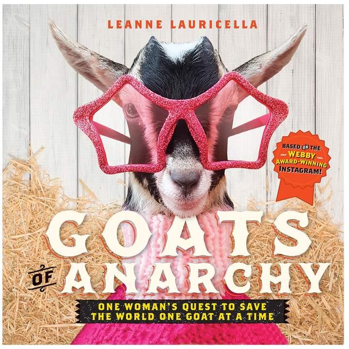 Quarto Publishing Goats of Anarchy