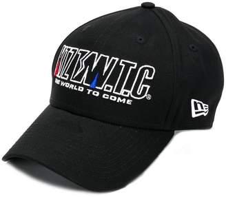 Kokon To Zai X NEW ERA The World To Come logo cap