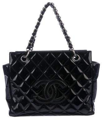 b534b2e01267 Chanel Petite Timeless Shopping Tote