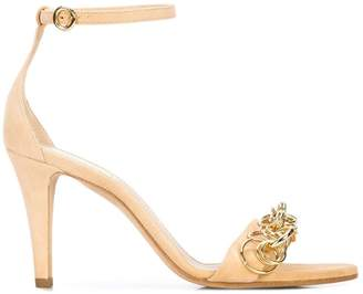 Chloé chain embellished sandals