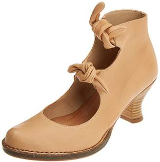 Neosens Women's S608 Suave Wood/Rococo Ankle Boots, Brown