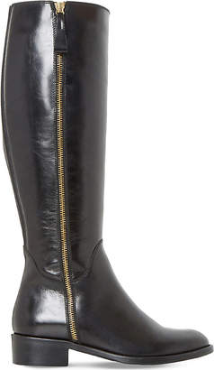 Dune Tillyy leather riding boots