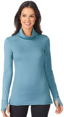 Cuddl Duds Women's Thermawear Long Sleeve Cowl