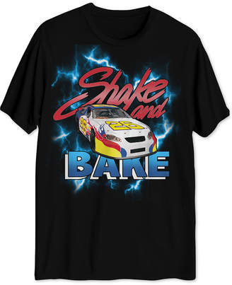Hybrid Talladega Nights Shake and Bake Men's Graphic T-Shirt