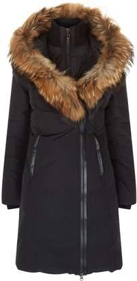 Mackage Kay Classic Down Fur Collar Coat