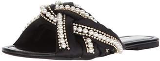 Jessica Simpson Women's RHONDALIN Flat Sandal