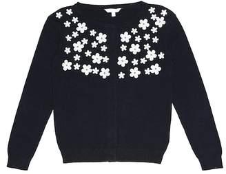 Little Marc Jacobs Cotton-blend cardigan