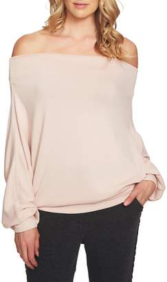 1 STATE 1.STATE Off the Shoulder Sweater