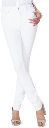 NYDJ Marilyn High Waist Stretch Straight Jeans