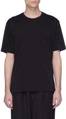 The Viridi-anne Chest pocket T-shirt