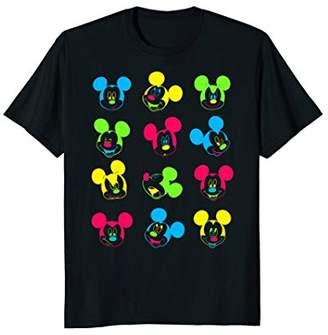 Disney Neon Mickey Mouse T-Shirt